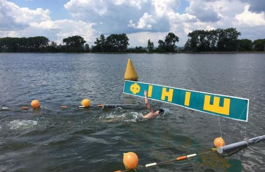 Харків'яни стали переможцями чемпіонату України з плавання