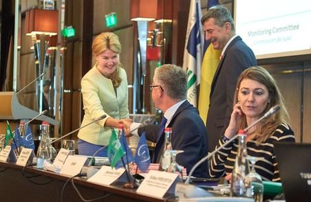 Юлія Світлична – про підсумки харківського засідання Моніторингового комітету Конгресу регіональних влад Ради Європи