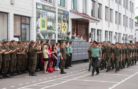 Випускники Національної академії вирушили до військових частин