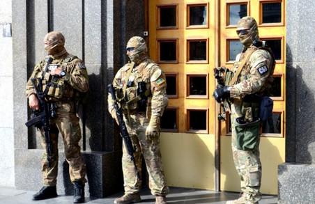 У мерію Харькова вчергове нагрянули силовики з обшуком
