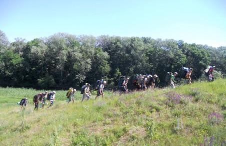 Харківські кадети стали туристами-спотрсменами