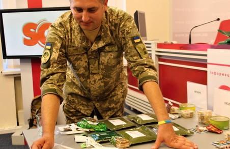 Українські військові отримуватимуть оновлені сухі пайки / ФОТО