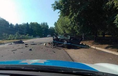 Авто без водія, травмовані діти і смерть у прямому ефірі: ДТП в Харкові та області / ВІДЕО