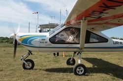 У курсантів під Харковом почалася перша льотна практика / Фоторепортаж, Доповнено