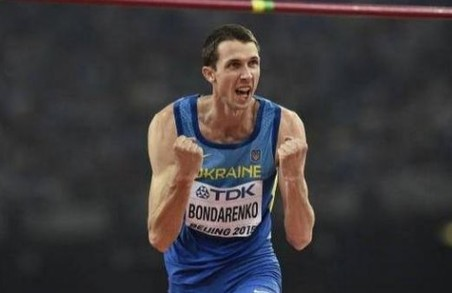 Бондаренко виборов срібну медаль на другому етапі «Діамантової ліги»