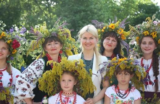 Світлична взяла участь у масштабному святкуванні дня Івана Купали/ Фото
