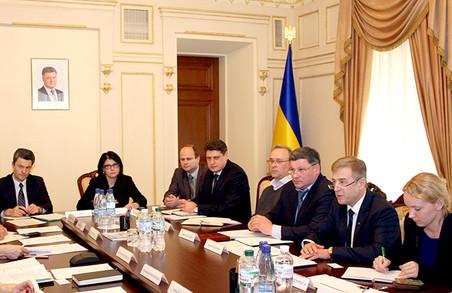 Генеральний прокурор України та лідери ЄС на зустрічі у головному офісі КМЄС узгодили подальші дії щодо реформування органів прокуратури