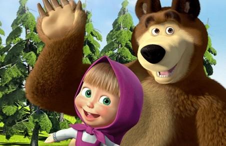 «Маша і Ведмідь» - елемент гібридної війни Росії проти України
