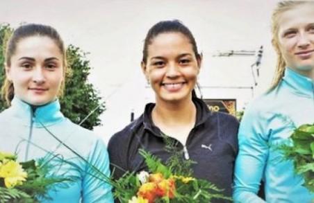 Харків'янка стала бронзовою призеркою на міжнародних змаганнях в Угорщині
