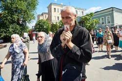 Хресна хода пройшла вулицями Харкова/ Фоторепортаж