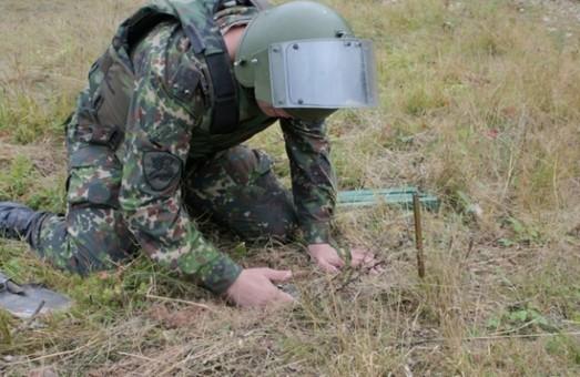 Українські військові отримують 3D міношукач