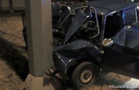 ДТП на Гагаріна: пасажир загинув, водій у лікарні/ Фото