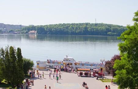 У центрі Харкова з'явиться невелике озеро