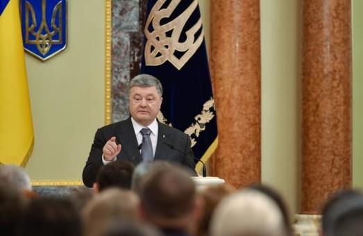 Президент відзначив роль жінок-військовослужбовців, Юлії Світличної та Ірини Геращенко в захисті Вітчизни і створенні нової сучасної України