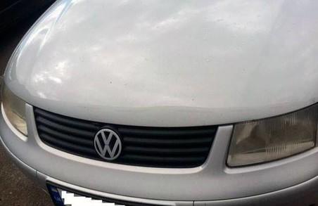 На Харківщині поліція виявила автомобіль з підробленими номерами (ФОТО)