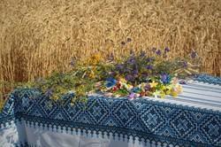 На Харківщині пройшло свято «першого снопа» (ФОТО)