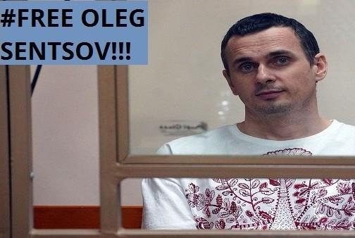 Харків'яни вийдуть на пікет в підтримку Олега Сенцова