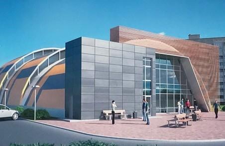 Світлична: Будівництво фізкультурно-оздоровчого комплексу в Пісочині входить в активну фазу (ФОТО)