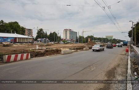 Московський проспект розширять ще на дві смуги