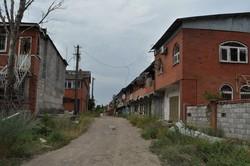 Обстріли Широкіно не припиняються (фото)