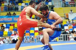 Харківський борець став переможцем міжнародного турніру