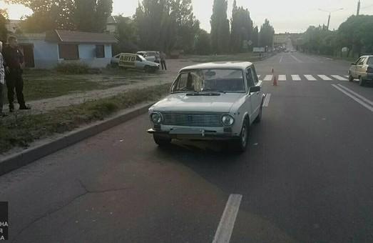 На проспекті Тракторобудівників «Жигулі» збив  пішохода  (ФОТО)