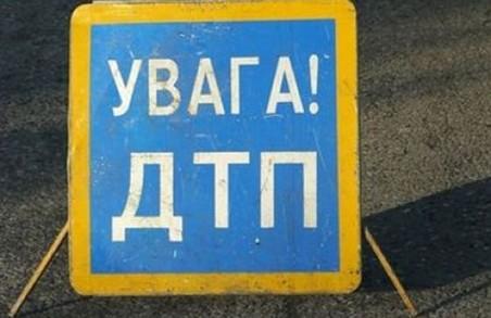 У Харкові автівка збила пішохода (ФОТО)