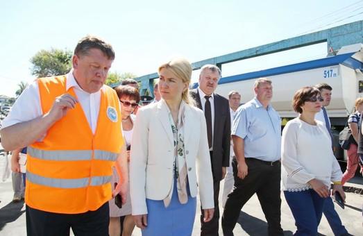 Ми знайшли можливість у цьому році виділити кошти на відновлення дороги Київ – Харків – Довжанський - Світлична