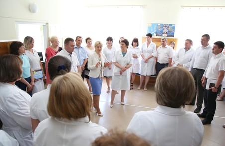 Пацієнтам Борівської лікарні не доведеться їздити до Харкова, щоб пройти обстеження - Світлична