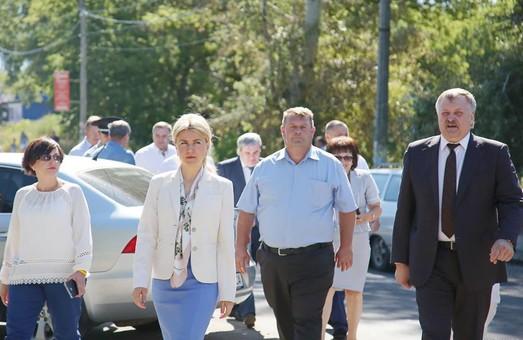 Харківська Солідарність: ізюмчани матимуть нові дороги