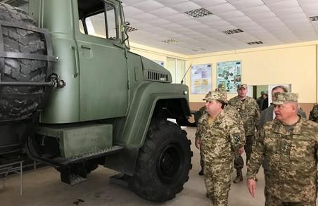 У Харкові створюють інститут танкових військ