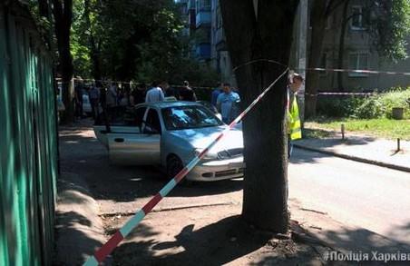 Вбивство харківського таксиста: коментарі поліції (Оновлено, ФОТО)