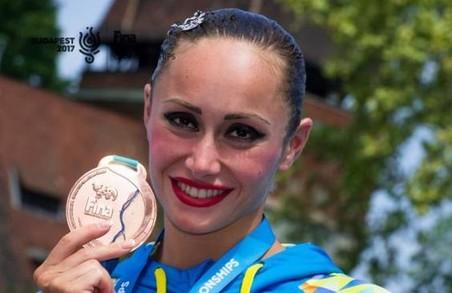 Харків'янка Анна Волошина здобула третю «бронзу» чемпіонату світу