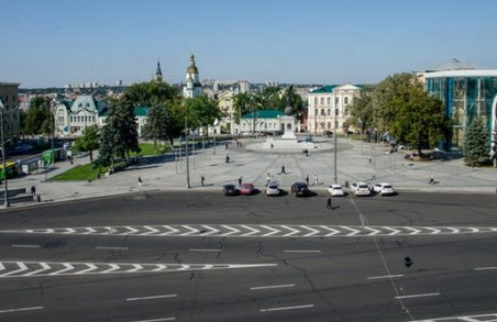 Завтра центр Харкова стане непроїзним