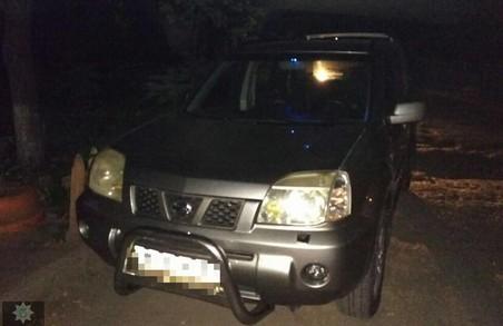 Автомобільного крадія затримали в Харкові: фото
