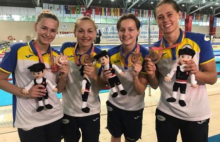 Українські спортсмени завоювали 28 нагород на Дефлімпіаді
