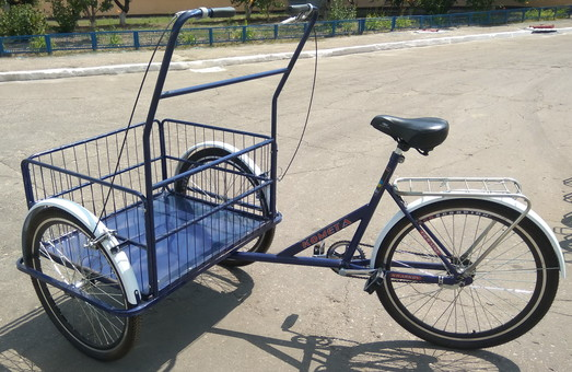 Трудотерапія: в харківській колонії освоїли випуск вантажних велосипедів