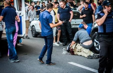 Вбивство у Дніпрі воїнів АТО: поліція відкрила провадження