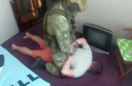 На Харківщині провели гучну спецоперацію із затримання жорстокого кримінального авторитета / ВІДЕО