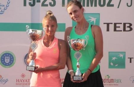 Харківські тенісисти перемогли на змаганнях у Туреччині