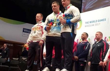 Харків'янин установив світовий рекорд у пауерліфтингу у Вроцлаві