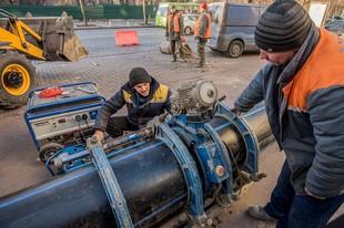 Припинено водопостачання у Харкові