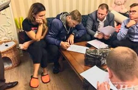 У Трояна проведено обшук - Луценко