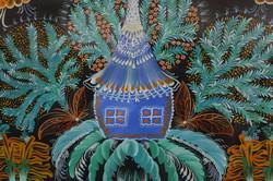 Якими постають птахи та квіти в сучасному народному мистецтві