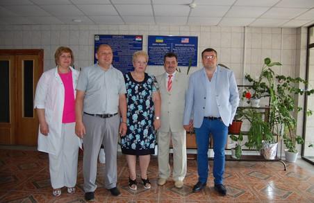 За підтримки Харківської «Солідарності»  відкрито стаціонарну палату для лікування чорнобильців та учасників АТО / Фото