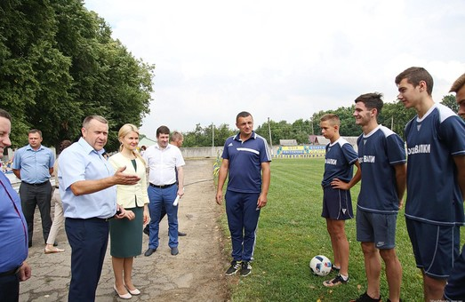 Розвиток спорту в області є одним із головних пріоритетів - Світлична / Фото