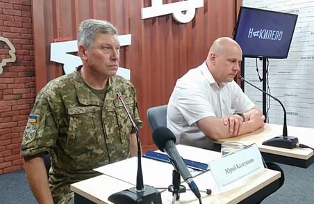 Планове завдання по призову на строкову службу на Харківщині буде виконане - Калгушкін