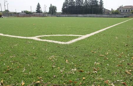 Оновлений стадіон «Авангард» відкриють цього року на Зміївщині – депутат від «Солідарності»  / Фото
