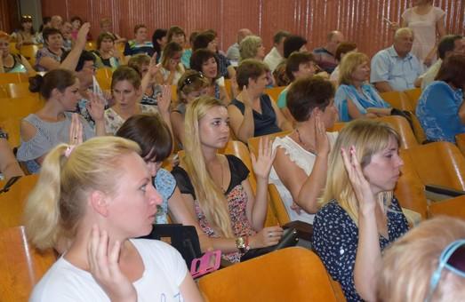 Депутат від «Солідарності»: Кегичівська громада підтримала ініціативу щодо об'єднання / Фото