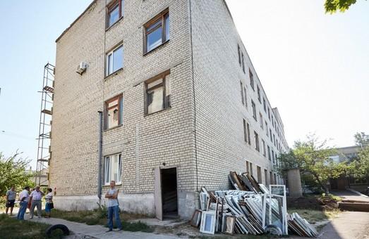 Світлична: Після ремонту Ізюмську лікарню облаштують сучасним обладнанням